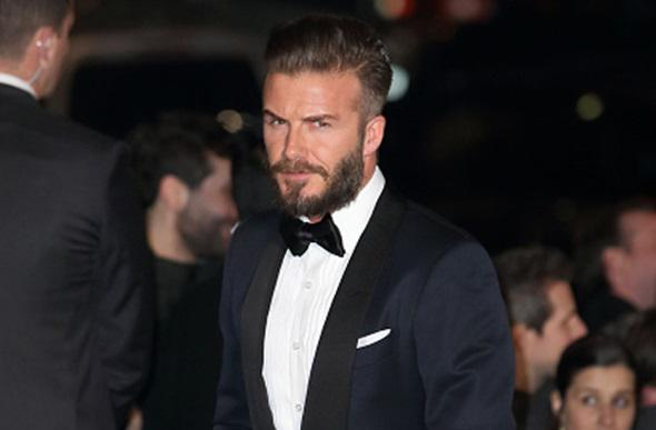 This male celeb is NOT the new James Bond, but the rumors gave him a good belly laugh