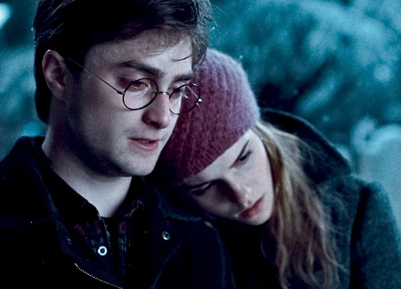 Why I'm glad Harry Potter and Hermoine don't end up together