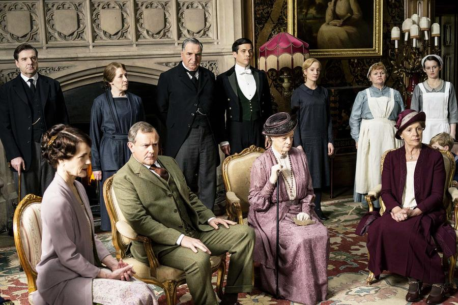 Everything we hope to see in season 6 of 'Downton Abbey'