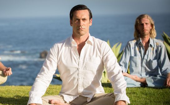 Jon Hamm basically went through hell to bring us the last scene of Mad Men