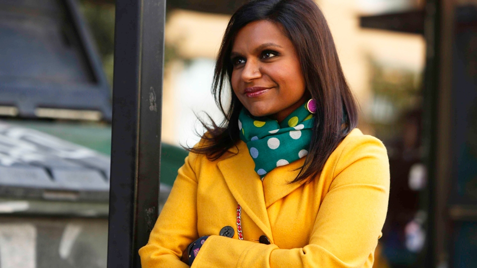 Mindy Kaling has absolutely no dating advice for you
