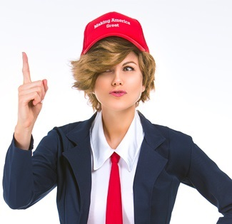 "Presented without comment: There's a ""sexy"" Donald Trump Halloween costume"