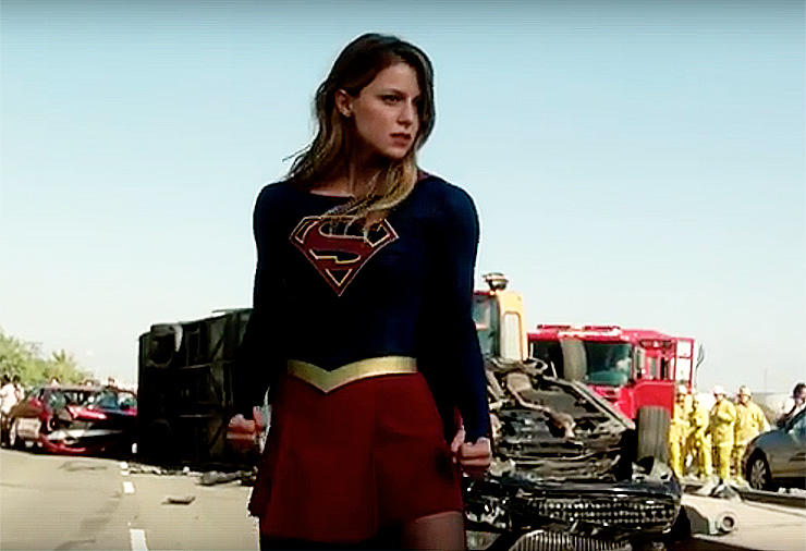 The new 'Supergirl' teaser is all about the bad guys