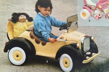 "Cabbage Patch Kid cars and other things we STILL want from this 1985 ""Wish Book"" catalog"