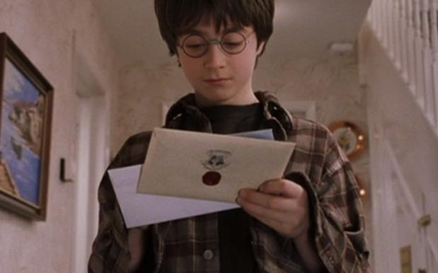 You can buy Harry Potter's Hogwarts letter, so start pooling your money