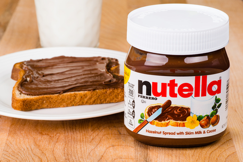 "We've all been pronouncing ""Nutella"" wrong. Oops."