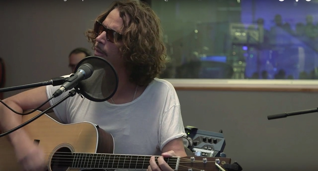 "Have you heard Chris Cornell singing ""Nothing Compares 2 U""? 'Cause it's gorgeous"