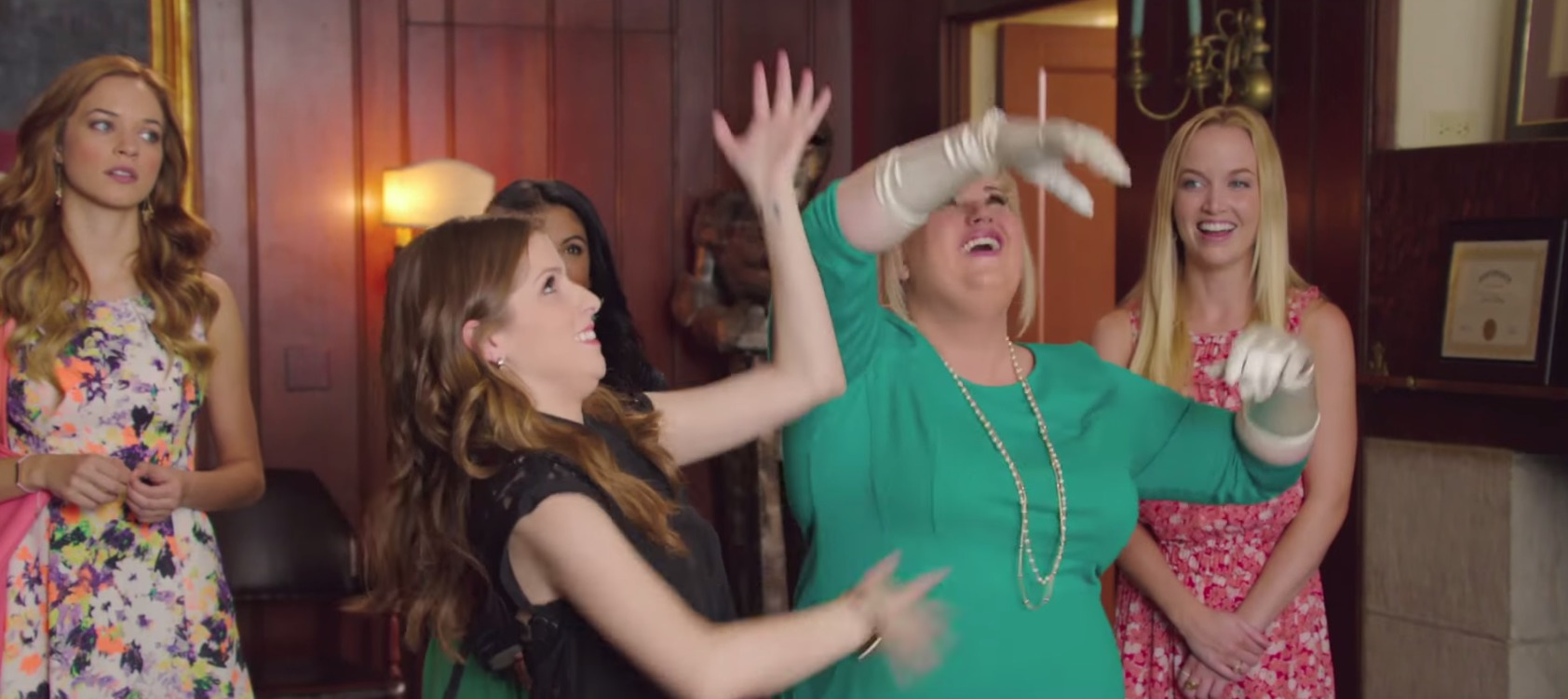 The 'Pitch Perfect 2' gag reel is the perfect midweek pick-me-up