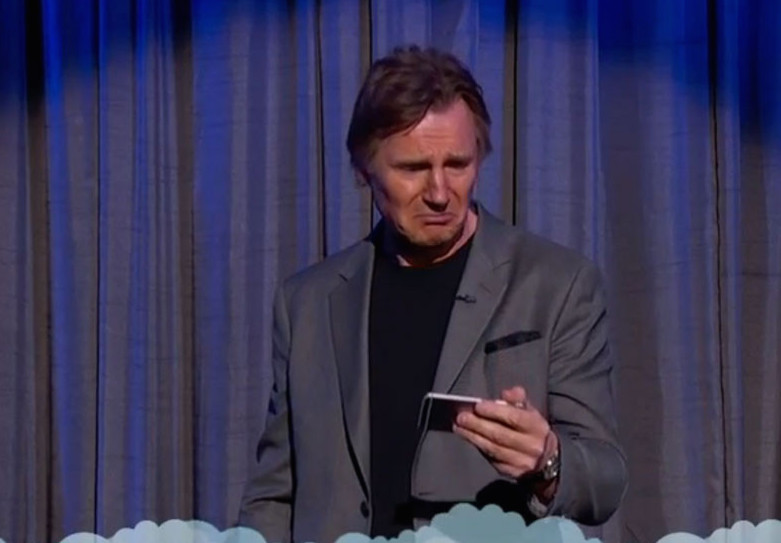 More Mean Tweets! More Mean Tweets! (And more Liam Neeson!)