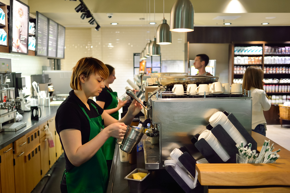 This Starbucks memo addresses the insane schedules baristas keep
