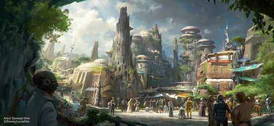 Here's what's closing at Disneyland (sniff, sniff) to make room for 'Star Wars' land