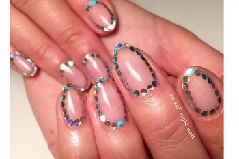 Nails of the Day: Disco doll