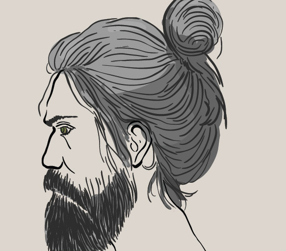 We've got some man-bun news that may be hard to hear
