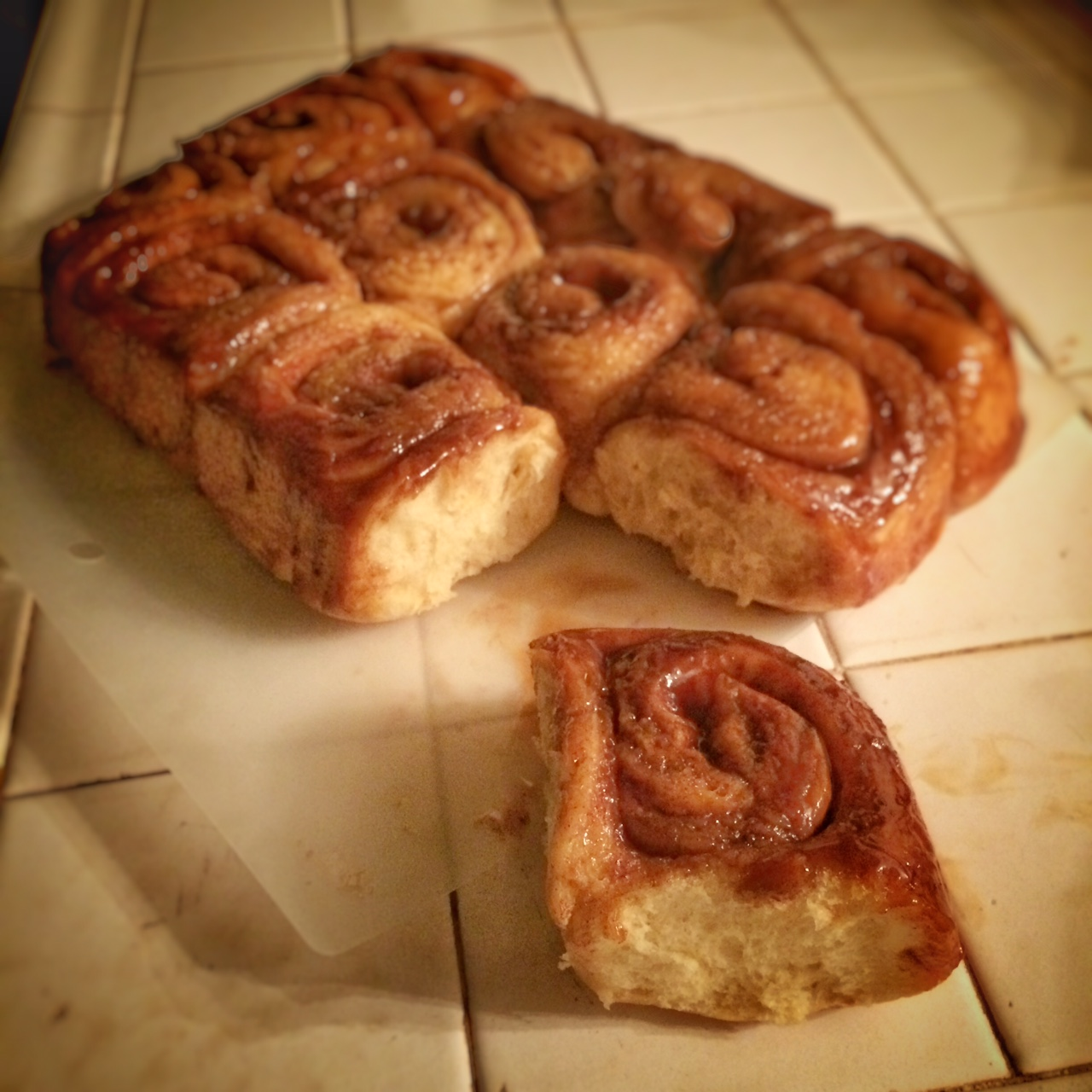 The scientifically perfect recipe for awesome sticky buns