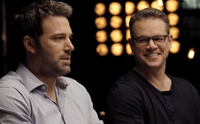 This is the Ben Affleck role that Matt Damon would not-so-secretly love to play