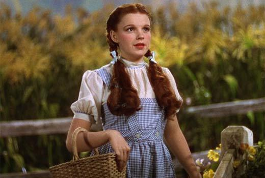 According to this fan theory, Dorothy and this major character from Oz are the same person