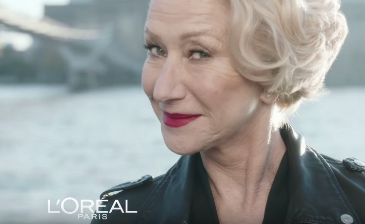 Why Helen Mirren won't let herself be Photoshopped