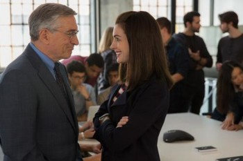"Anne Hathaway explains why her latest film isn't a ""chick flick"""
