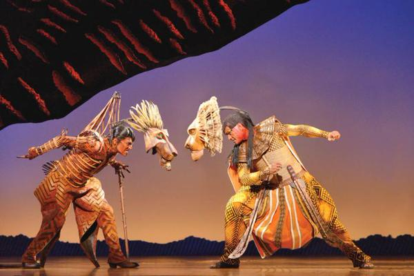 'The Lion King' musical almost had this bizarre alternate ending
