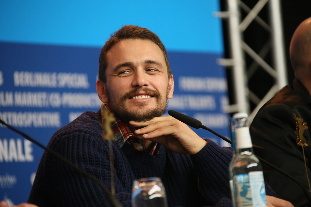 James Franco interviewing Girl James Franco is the most James Franco thing you'll read today