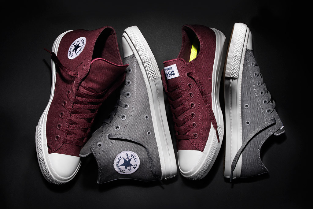 We have new Converse colors, and want every single pair of course