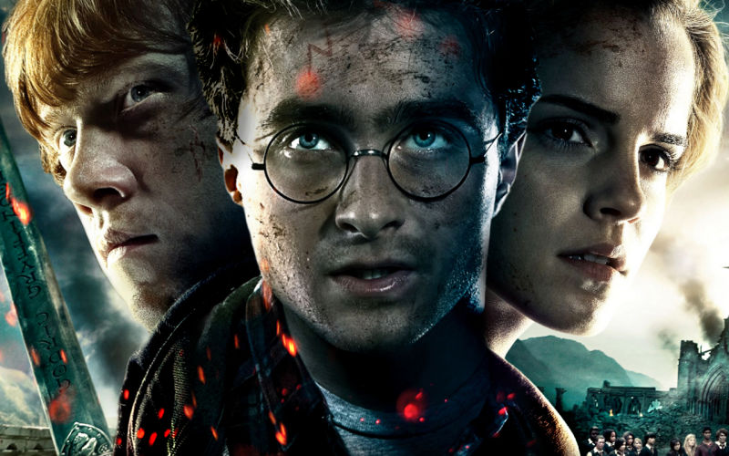 Was 'Harry Potter' inspired by this '80s cult movie?