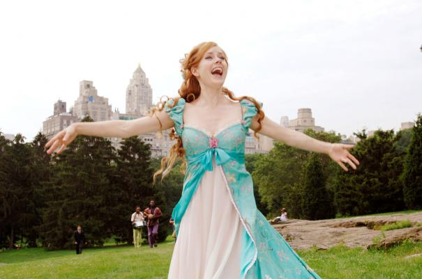 Disney is working on a sequel to 'Enchanted'