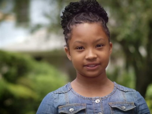 Dove's moving new ad asks young girls what they'd change about their looks