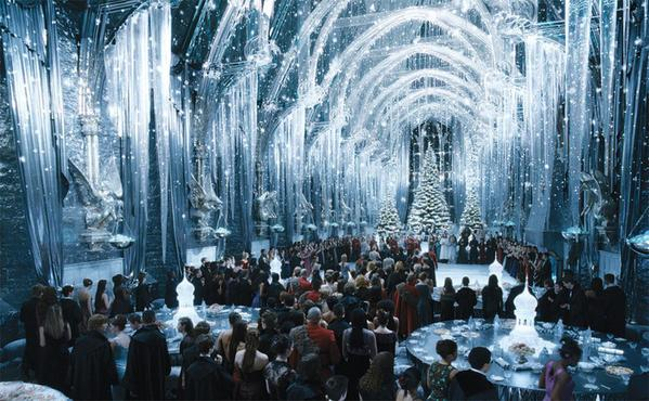 Have dinner in the Hogwarts Great Hall this December because your dreams do come true