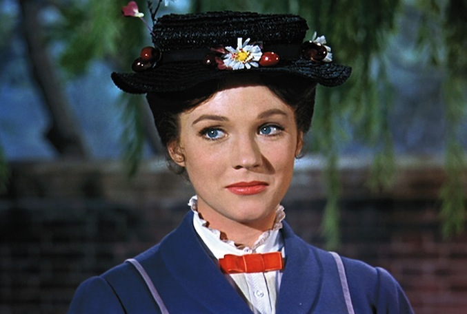 In honor of Julie Andrews' birthday, a few Julie moments that fill our hearts right up