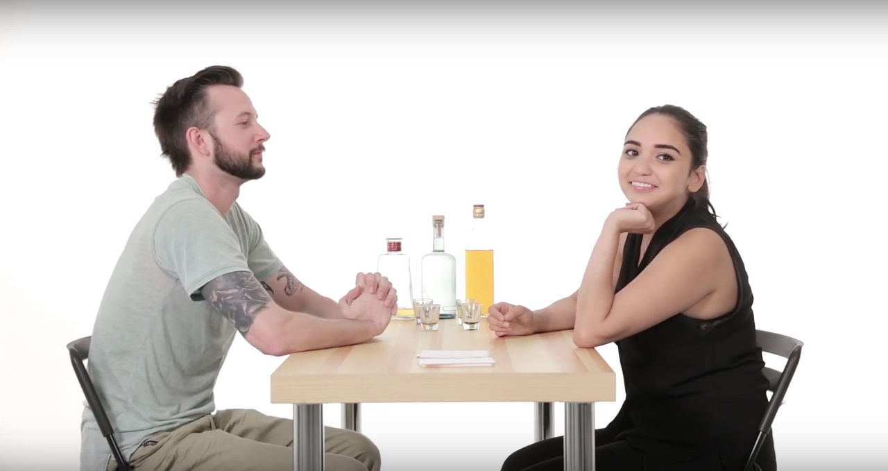 "What happens when ex-couples play ""Truth or Drink"""