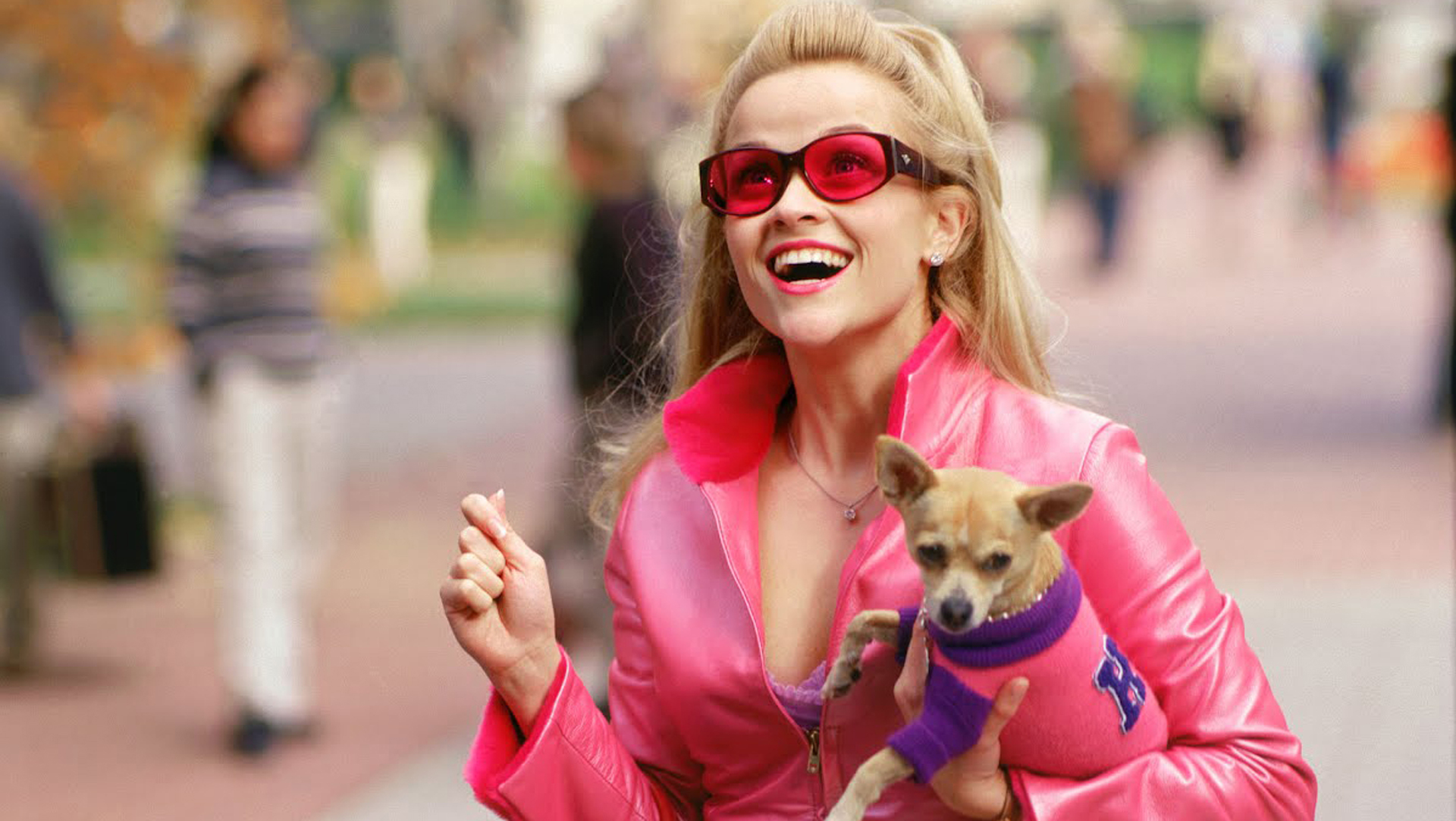Watching 'Legally Blonde' is the ultimate college prep