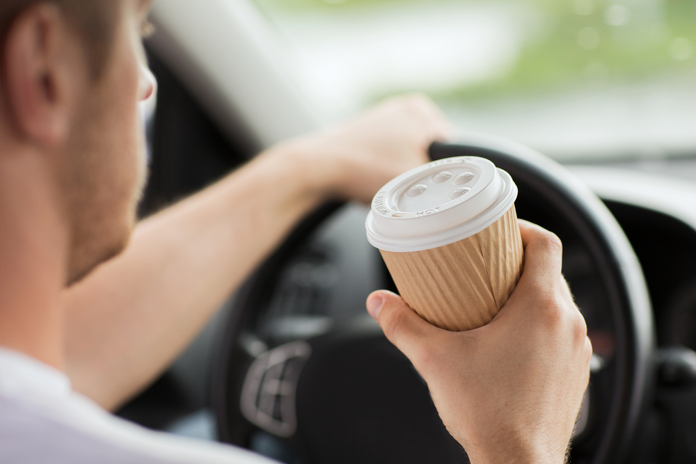 Have that morning coffee: Study shows caffeine makes us better drivers