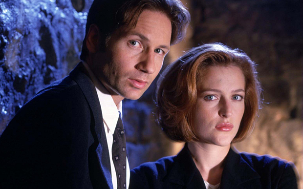 All the words you need to know to understand the 'X-Files' reboot