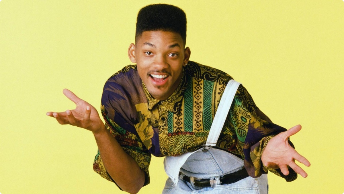 Listening to all of Will Smith's hits simultaneously is strangely relaxing