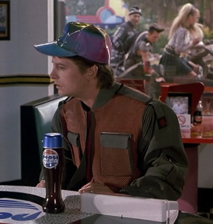 Here's that $20 'Back to the Future' Pepsi you ordered