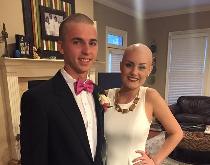 All the feels: Teen with cancer receives the sweetest surprise from her homecoming date