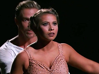 Bindi Irwin's DWTS tribute to her dad had us in tears