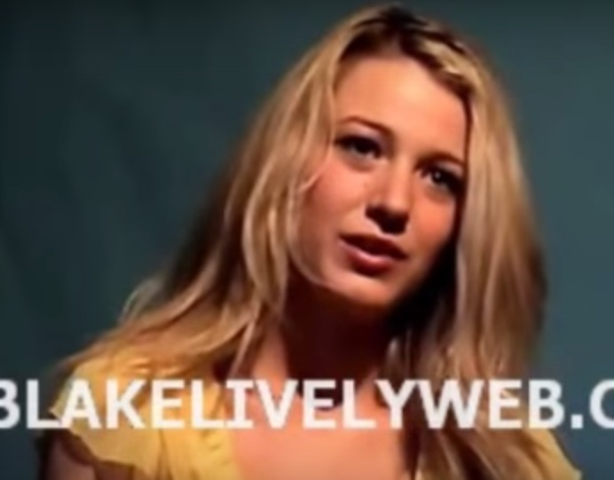 Blake Lively is adorable in her 'Gossip Girl' audition tape