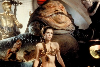 The insane price of Princess Leia's bikini (and other ways to spend that money)