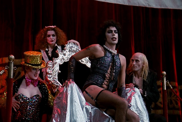 'The Rocky Horror Picture Show' cast had an awesome reunion