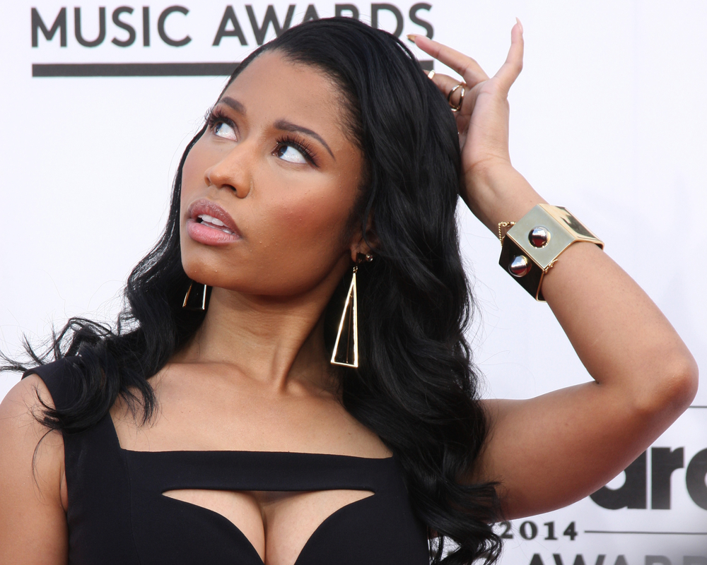 Nicki Minaj shut down a sexist question in the absolute smartest way