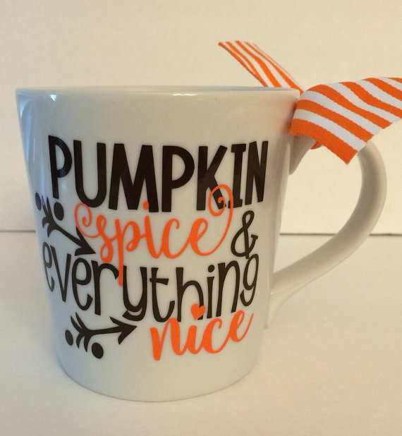All the pumpkin spice paraphernalia you need for your PSL obsession