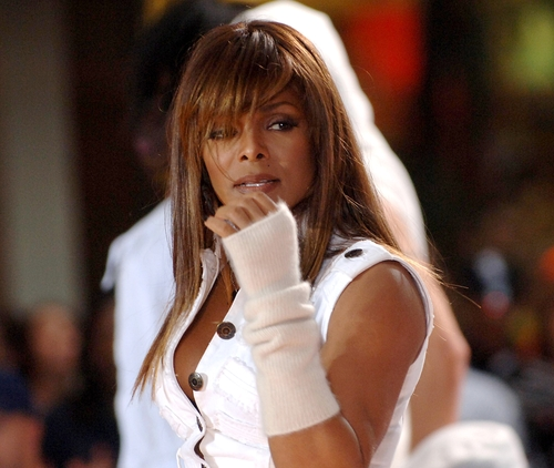 Our girl Janet Jackson is up for one of the very greatest music honors