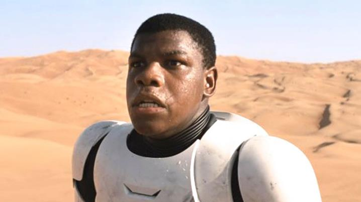 'Star Wars' star John Boyega has some words for the haters