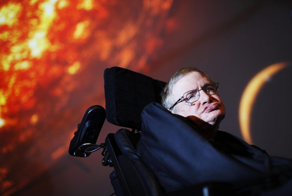 Life-changing moments from Stephen Hawking's Reddit AMA
