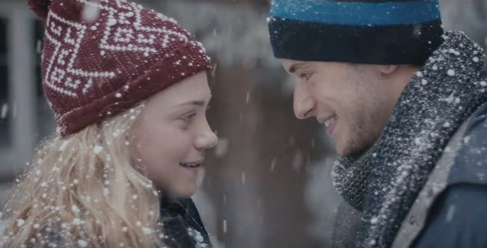 The gum commercial that has us believing in true love