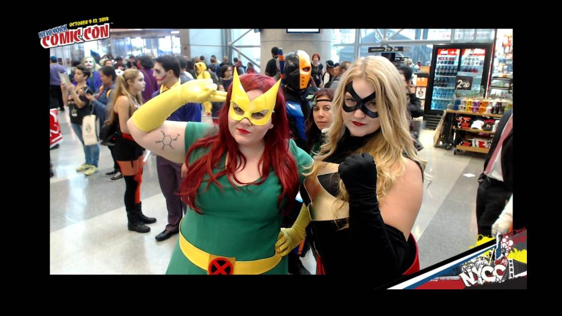 Meet some of the amazing lady cosplayers at New York Comic-Con