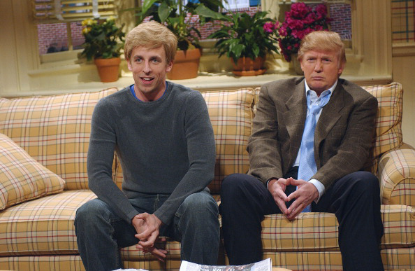 Looking back on Donald Trump's first 'SNL' hosting gig (because he's hosting again)