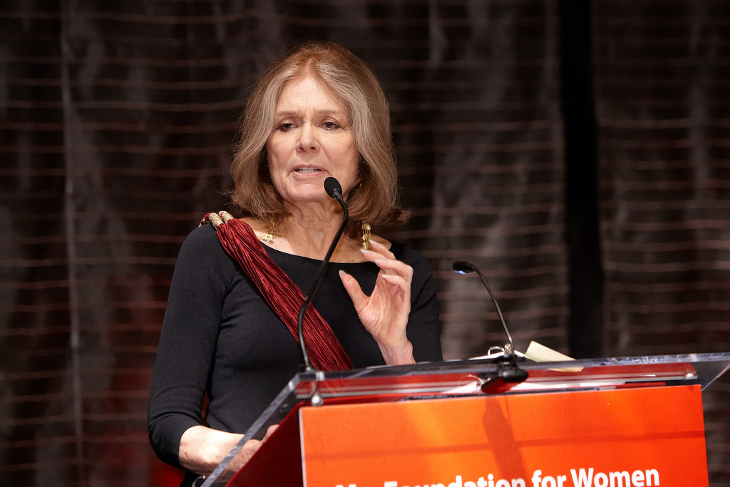 The very best quotes from Gloria Steinem's New Yorker profile